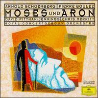 Arnold Schoenberg: Moses und Aron - Caren van Oijen (vocals); Chris Merritt (tenor); David Pittman-Jennings (vocals); Diana Rehbock (vocals);...