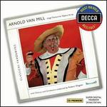 Arnold van Mill Sings Favourite Opera Arias