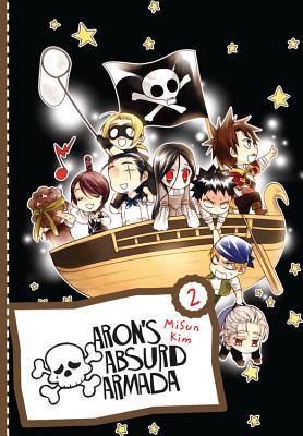 Aron's Absurd Armada, Volume 2 - Kim, Misun (Creator)
