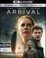 Arrival [Includes Digital Copy] [4K Ultra HD Blu-ray/Blu-ray]