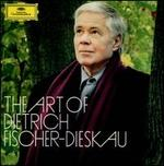 Art of Dietrich Fischer-Dieskau - Daniel Barenboim (piano); Dietrich Fischer-Dieskau (speech/speaker/speaking part); Dietrich Fischer-Dieskau (baritone); Gerald Moore (piano); Hermann Töttcher (oboe); Hertha Klust (piano); Jörg Demus (piano); Karl Christian Kohn (bass); Karl Engel (piano)