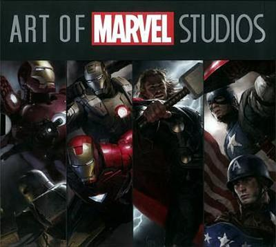 Art of Marvel Studios - Marvel Comics