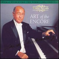 Art of the Encore - Shura Cherkassky (piano)