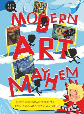 Art Quest: Modern Art Mayhem - Hodge, Sulse