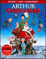 Arthur Christmas [2 Discs] [Includes Digital Copy] [Blu-ray/DVD]