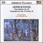 Arthur Foote: Chamber Music, Vol. 1