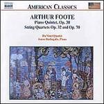 Arthur Foote: Chamber Music, Vol. 1
