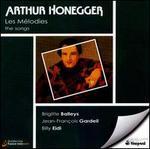 Arthur Honegger: Les M�lodies