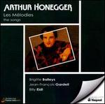Arthur Honegger: Les Mélodies