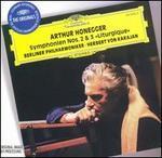 """Arthur Honegger: Symphonien Nos. 2 & 3 """"Liturgique"""" [9 Tracks]"""