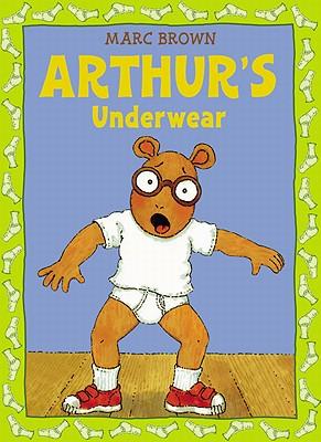 Arthur's Underwear - Brown, Marc