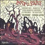 Arvo Pärt: Berliner Mass; Magnificat; Seven Magnificat Antiphons; De Profundis; The Beatitudes - Andrew Lucas (organ); Polyphony (choir, chorus); Stephen Layton (conductor)