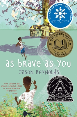 As Brave as You - Reynolds, Jason