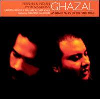 As Night Falls on the Silk Road - Ghazal