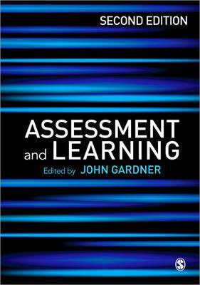 Assessment and Learning - Gardner, John R. (Editor)