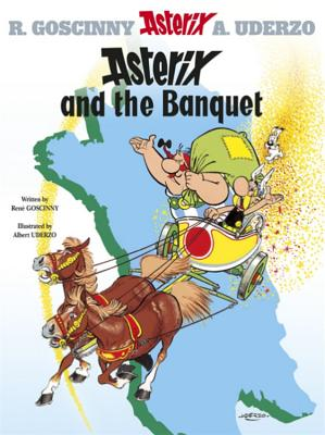 Asterix and the Banquet - Goscinny, Rene
