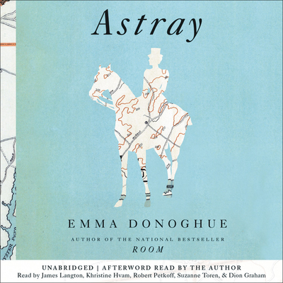 Astray - Toren, Suzanne (Read by), and Graham, Dion (Read by), and Petkoff, Robert (Read by)