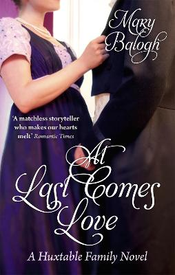 At Last Comes Love - Balogh, Mary