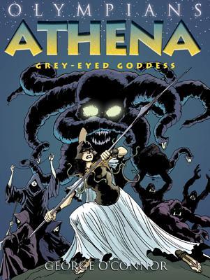 Athena: Grey-Eyed Goddess - O'Connor, George