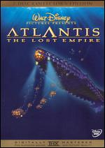 Atlantis: The Lost Empire [Collector's Edition] [2 Discs] - Gary Trousdale; Kirk Wise