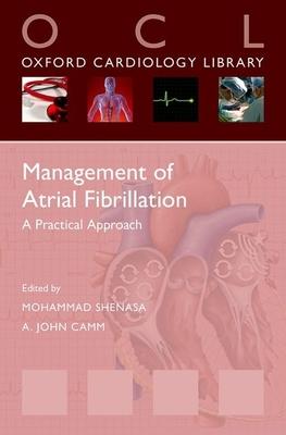 Atrial Fibrillation (Oxcard Library) - Shenasa, Mohammad (Editor)