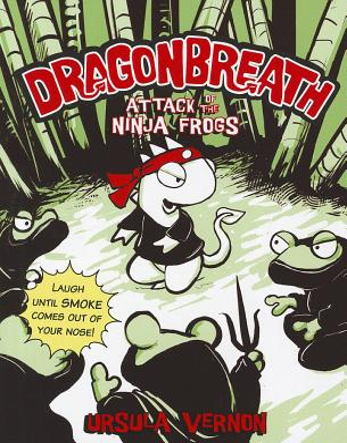 Attack of the Ninja Frogs - Vernon, Ursula