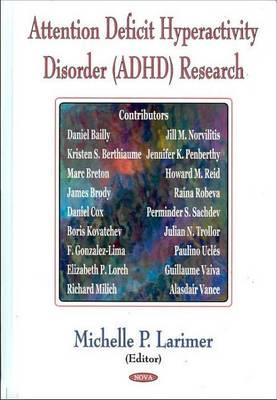 attention deficit hyperactivity disorder and research question Students who have attention deficit hyperactivity disorder often struggle in the   became more aware of how much information on the topic of adhd is available   research indicates that treatment plans for students diagnosed with adhd.