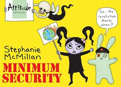 Attitude Featuring: Minimum Security - McMillan, Stephanie, and Rall, Ted (Editor)