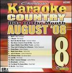 August 2008 Country Hits