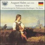 August Halm: Sinfonie A-dur