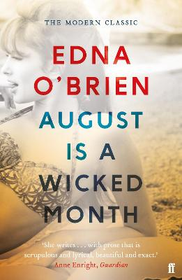 August is a Wicked Month - O'Brien, Edna