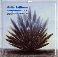 Aulis Sallinen: Symphonies Nos. 1 & 7 - Rheinland-Pfalz Staatsphilharmonie; Ari Rasilainen (conductor)