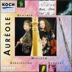 Auréole Play Nielsen, Gubaidulina & Debussy