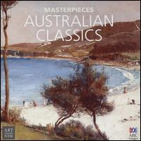 Australian Classics - Alison Lazaroff-Somssich (violin); Barry Davis (cor anglais); Jane Sheldon (soprano); Michael Askill (percussion);...