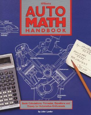 Auto Math Handbook Hp1020 - Lawlor, John