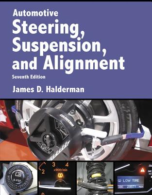 Automotive Steering, Suspension & Alignment - Halderman, James D.