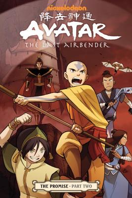 Avatar: The Last Airbender - The Promise Part 2 - Yang, Gene Luen (Editor), and DiMartino, Michael Dante, and Konietzko, Brian
