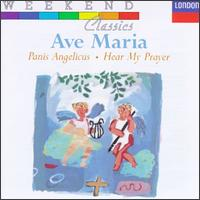 Ave Maria - Academy of St. Martin-in-the-Fields; Ambrosian Singers; Erna Spoorenberg (soprano); Kenneth McKellar (tenor);...