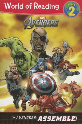 Avengers: Assemble! - Palacios, Tomas