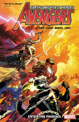 Avengers By Jason Aaron Vol. 8 - Aaron, Jason