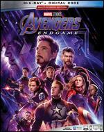 Avengers: Endgame [Includes Digital Copy] [4K Ultra HD Blu-ray/Blu-ray]