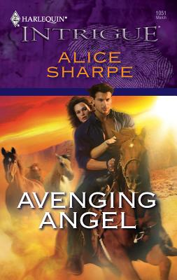 Avenging Angel - Sharpe, Alice