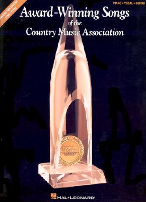 Award-Winning Songs of the Country Music Association - Vol. 2 - Hal Leonard Corp