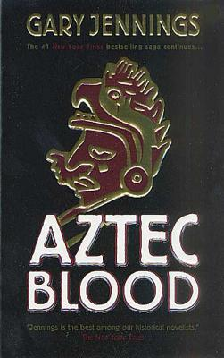 Aztec Blood - Jennings, Gary