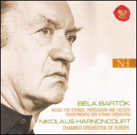 Béla Bartók: Music for Strings, Percussion and Celesta; Divertimento for String Orchestra - Christian Gerhaher (baritone); Concentus Musicus Wien; Dorothea Röschmann (soprano); Michael Schade (tenor);...