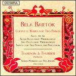 Béla Bartok: Complete Works for Two Pianos