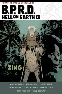 B.P.R.D. Hell on Earth Volume 2 - Mignola, Mike, and Arcudi, John, and Allie, Scott