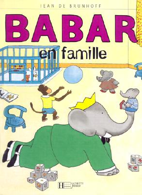 Babar En Famille - de Brunhoff, Laurent, and Brunhoff, Jean de