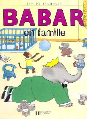 Babar En Famille - de Brunhoff, Laurent, and Brunhoff, Jean de