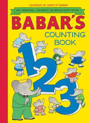 Babar's Counting Book - De Brunhoff, Laurent